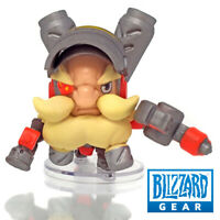 Blizzard Gear Overwatch Minifigure Torbjorn Dwarf Cute but Deadly Series 4