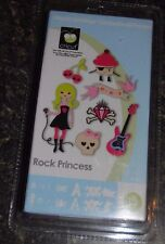 Brand New Sealed Rock Princess Cricut Cartridge