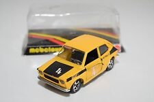 \ MEBETOYS A68 A 68 A-68 FIAT 127 RALLY YELLOW NEAR MINT BOXED