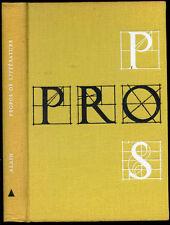 Alain : PROPOS DE LITTERATURE -Club du Meilleur Livre 1954