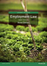 Employment Law by Anne C. L. Davies (Paperback, 2015)