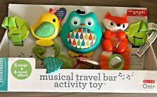 Infantino GaGa Musical Travel Bar Activity Toy