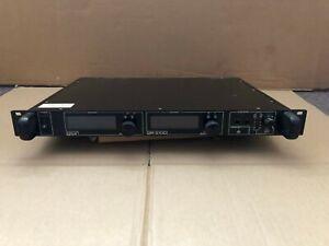 Q5X QR-2100 Professional Broadcast Receiver - QG-H1 MicCommander