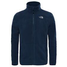 The North Face 100 Glacier Blouson de Sport Homme Bleu FR XL (taille Fabric...