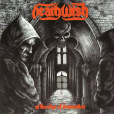 Deathwish – At The Edge Of Damnation CD Metalworks version