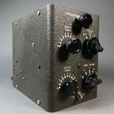 Ham Radio Shortwave Receiver Hallicrafters Ht-7 Frequency Standard