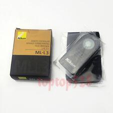 ML-L3 IR Remote Control For Nikon D7200 D7100 D5300 D5200 D3300 D800 D750 D6103