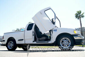 Vertical Doors - Vertical Lambo Door Kit For Ford F-150 1997-03 -VDCF1509703