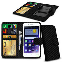 Clip On PU Leather Flip Wallet Book Case Cover For Oppo Find 7a