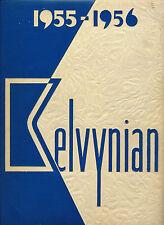 Chicago IL Kelvyn Park High School yearbook 1956 Illinois