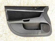 MITSUBISHI LANCER RALLIART Evo X 10-Anteriore Sinistro N/S Scheda Porta GRUPPO Trim