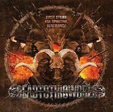"Dead to This World ""First Strike for Spiritual Renewance"" ex-Immortal/Gorgoroth"