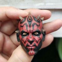 """Delicate Painting Hot 1/6 Scale Star Wars Darth Maul Head Sculpt Fit 12"""" Figure"""