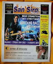 SAN SIRO MUSICA magazine Bruce Springsteen ps 2013 # 41 RARO !