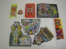 He-Man Vintage Castle Gray Skull Remplacement Stickers