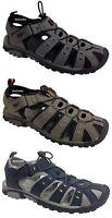 Mens PDQ Summer Sports Adventure Trail Walking Closed Toe Sandals Shoe Size 7-12