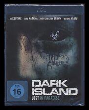 BLU-RAY DARK ISLAND - LOST IN PARADISE - HORROR *** NEU ***