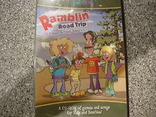 Ramblin' Road trip - Chase Across America (PC Game) Computer