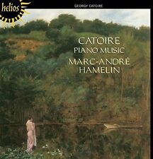 Catoire / Hamelin - Piano Music [New CD]