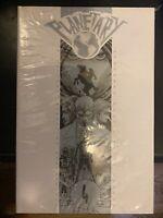 Planetary Book 4 HC 1st edition Image Comics Warren Ellis OOP New Sealed HTF