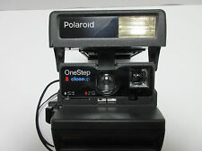 POLAROID ONE STEP CLOSE UP - Instant Film Camera - Pop Up Flash Working Order