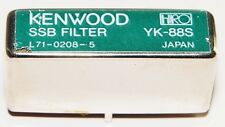 KENWOOD YK-88S 2.4 Khz STANDARD SSB CRYSTAL FILTER for TS-120 TS-430S TS-440S