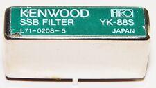KENWOOD YK-88S 2.4 Khz STANDARD SSB CRYSTAL FILTER for TS-120 TS-430S TS-440S
