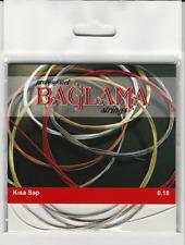 More details for short neck turkish baglama saz strings trs-101