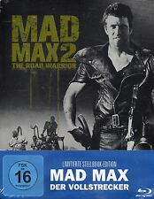 MAD MAX 2 THE ROAD WARRIOR - Blu Ray - Limited Edition Steelbook -