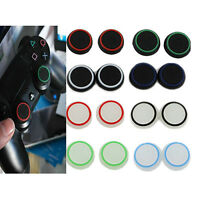 HK- 10 x Analog Controller Thumb Stick Grip Cap Cover For PS4 XBOX ONE 360 Exqui