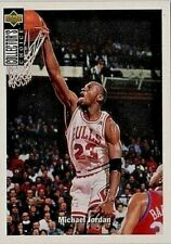 1994 UPPER DECK MICHAEL JORDAN COLLECTORS CHOICE #240 NBA BASKETBALL CARD