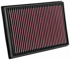 33-3045 K&N High Flow Air Filter fits TOYOTA HILUX 2.4/2.8 DIESEL 15- & FORTUNER