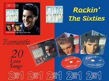 Elvis Collectors Duo CD Set - ROMANTIC ELVIS / ROCKIN' ELVIS