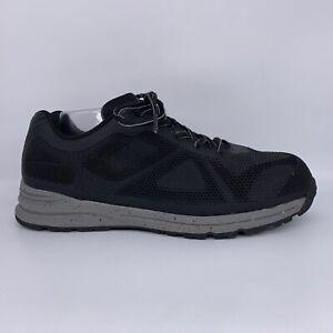 Brahma Steel Toe Black Work Sneakers Comfort Insole MNBR20AG004 Men 10.5 M