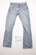 Levi's engineered 1707 jeans usato (Cod.D1238) Tg.44 W30 L34 donna boyfriend