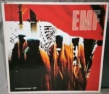 EMF UNEXPLAINED EP GETTING THROUGH / FAR FROM ME / THE SAME / SEARCH AND DESTROY