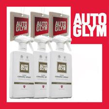 Autoglym Rapid Ceramic Spray 500ml X 3