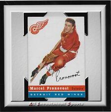 1954 Topps MARCEL PRONOVOST #27 EXMT *tough hockey card for set* DD17