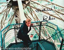 Roger Moore Signed JAMES BOND 10x8 Photo AFTAL OnlineCOA