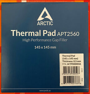 CPC ACC ARCTIC THERMAL PAD 145*145*0,5 MM sehr gross 14,5 *14,5 *0,05 cm