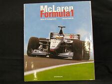 Book: McLaren Formula 1 Door Rainer Schlegelmilch en Hartmut Lehbrink