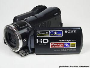 "Sony HDR-XR550VE Full HD-AVCHD Handycam Camcorder 240 GB ""TOP"""