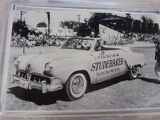 1952 STUDEBAKER  CONVERTIBLE INDY 500 PACE CAR  11 X 17  PHOTO /  PICTURE