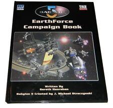 Babylon 5: Earthforce Campaign (Mongoose Publishing) New & Unopened