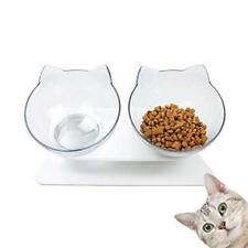 Romote 2018 New release Pet dishwasher cats tableware cat bowl set
