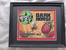 DARK HORSE RASPBERRY ALE  BEER SIGN  #1347