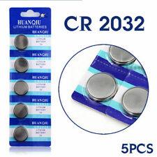 Pile bouton 5 pcs CR 2032 3 V Lithuim