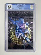 "Eule's Vision #1 - SDCC ""Virgin"" Metal Edition - CGC 9.8"