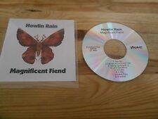 CD Indie Howlin Rain-Magnificent Fiend (8) canzone PROMO Birdman Rec