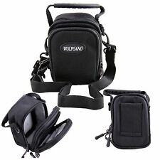 Black Camcorder Shoulder Case Bag for Legria HF R76 R78 R706